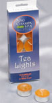 Nag Champa Tea Light Candles (Set of 10)